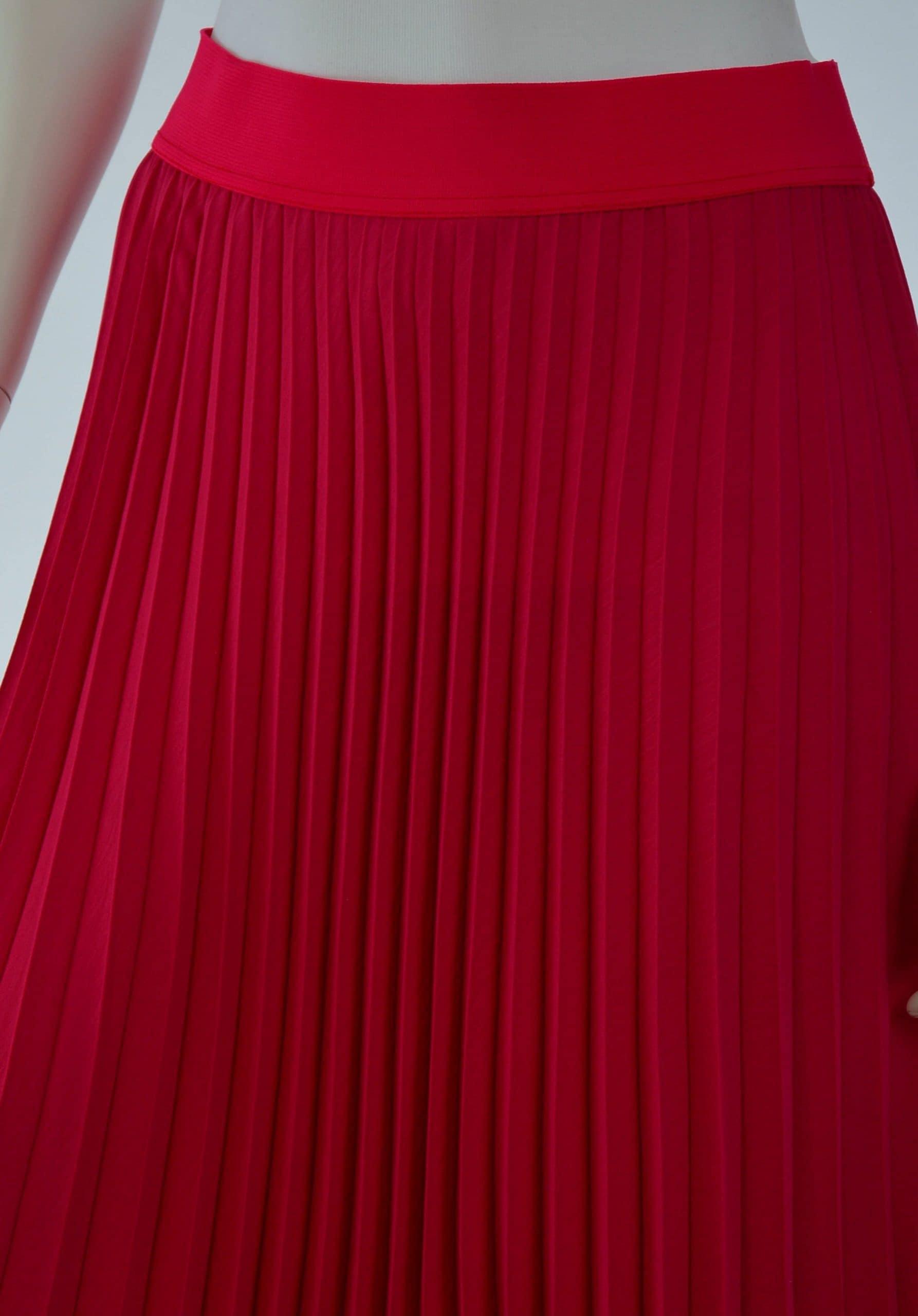 Skirt_sunririse_pleated_handkerchief_elastic_waist_1